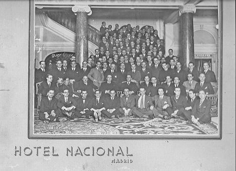 Promoción Notarías 1930-1932