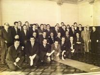 Promoción Notarías 1961