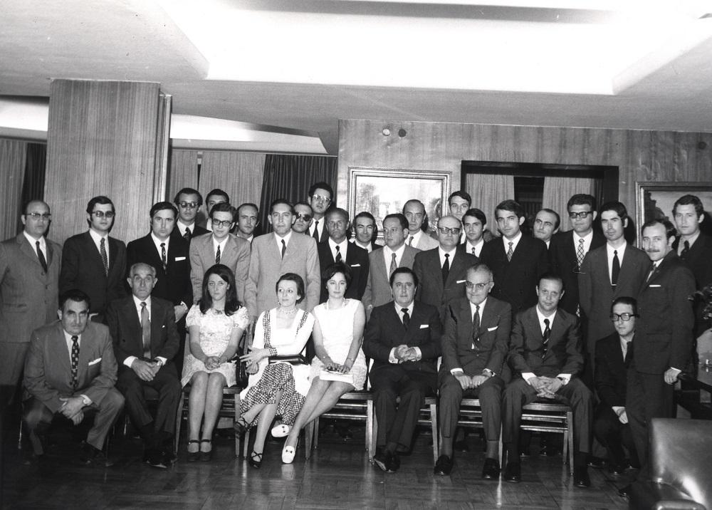 Oposiciones Registros 1972