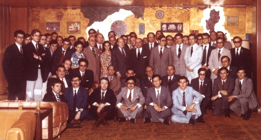 PROMOCIÓN REGISTROS 1974