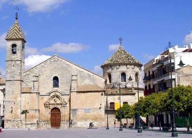 Lucena (Córdoba). Iglesia de San Mateo.