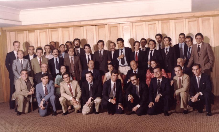 PROMOCIÓN REGISTROS 1981