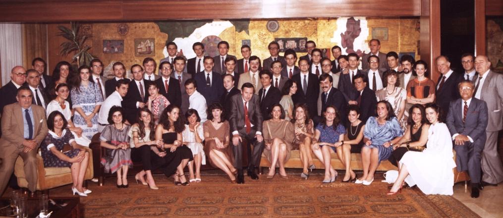 Promoción Registros 1984