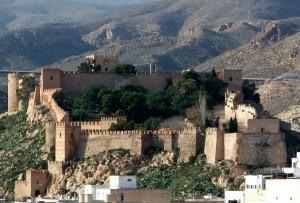 Almería. Alcazaba.