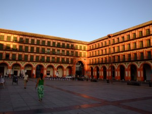 Córdoba. Plaza de la Corredera.