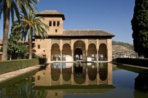 Granada. La Alhambra.