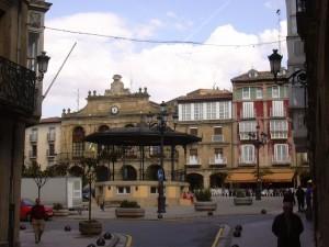Plaza Mayor de Haro (La Rioja)