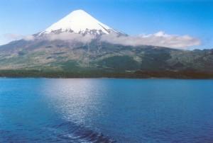 Entre Chile y Argentina.