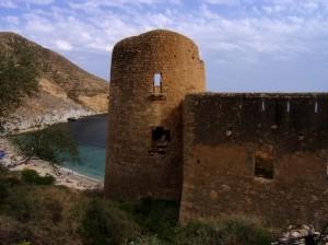 Cabo de Gata (Almería). Cala de San Pedro