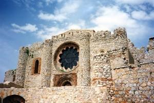 Iglesia del Castillo-Convento de Calatrava La Nueva (Ciudad Real)