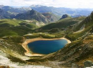 Lago Ausente León.