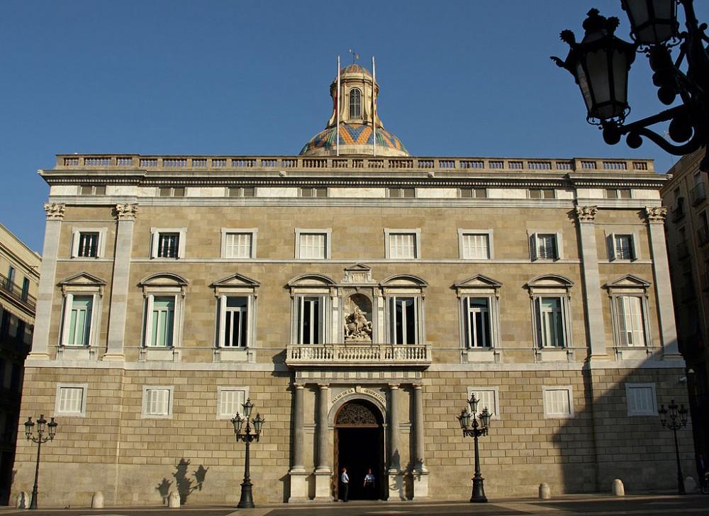 Barcelona palau de la generalitat de catalunya notarios for Oficina de trabajo de la generalitat