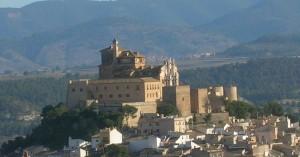 Caravaca de la Cruz (Murcia). Castillo Santuario de la Vera Cruz.