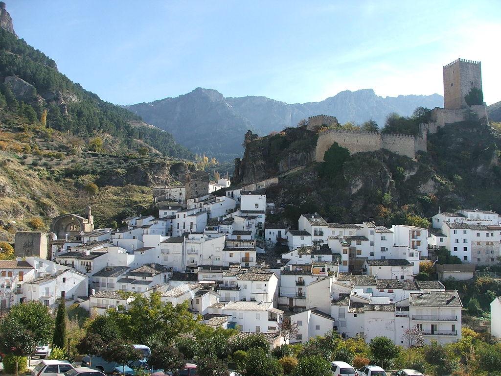 Cazorla (Jaén). Barrio antiguo. Por Pepepitos.