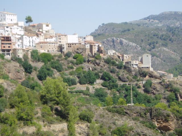 Lucena del Cid (Castellón). Wikimedia.