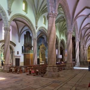 Olivenza (Badajoz) Iglesia de Santa María Magdalena. Por José Luis Filpo Cabana.
