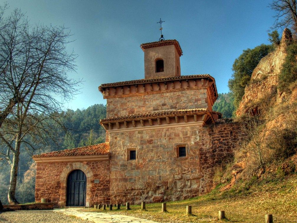 Monasterio de Suso (La Rioja). Por A. Herrero.