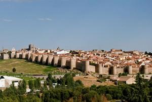 Ávila: panorámica. Por Anual.