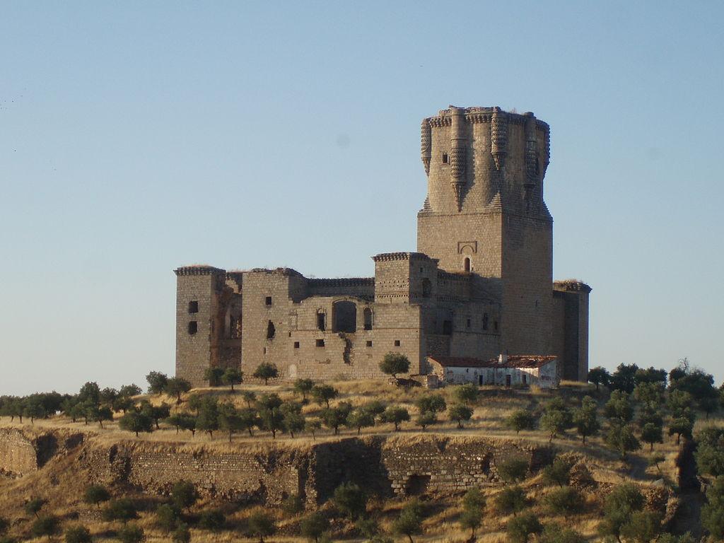 Castillo de Belalcázar (Córdoba). By Lancastermerrin88