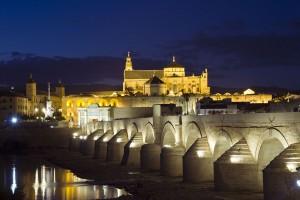 Córdoba por la noche. Por Jorcolma.