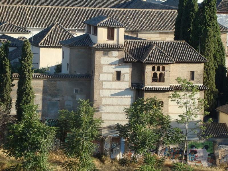 Granada. Palacio de Dar Al Horra