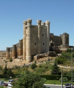 Castillo de los Acuña. Valencia de don Juan (León)