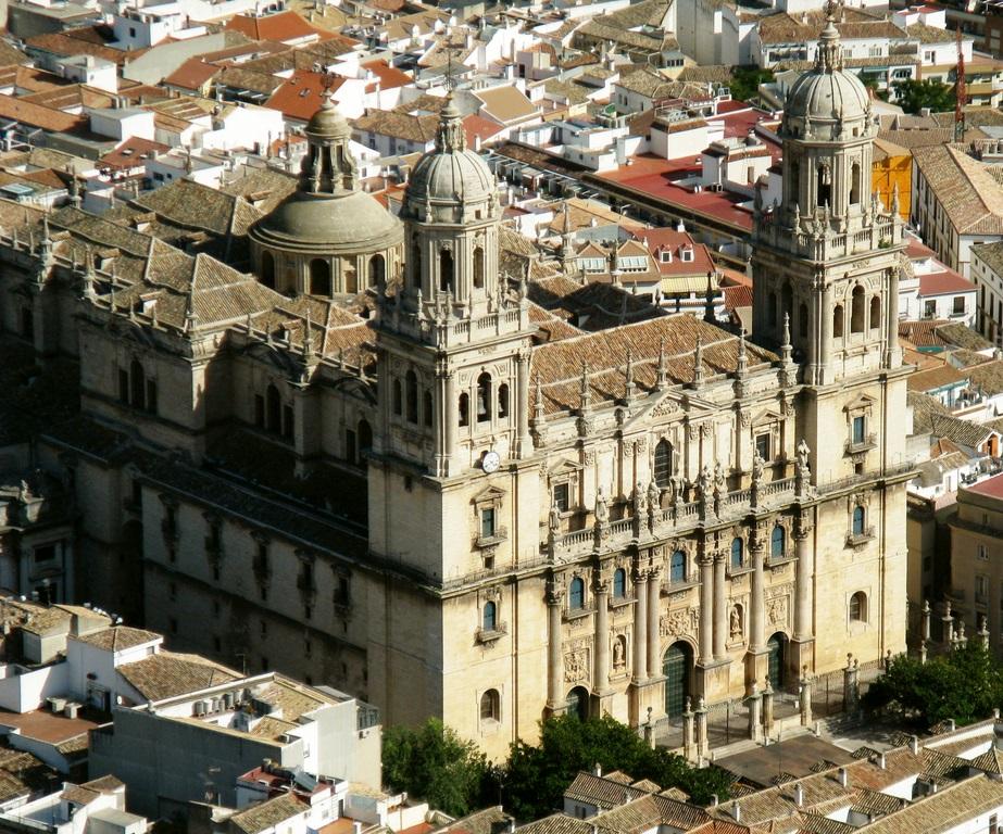 Catedral de Jaén. Por Wjmclain