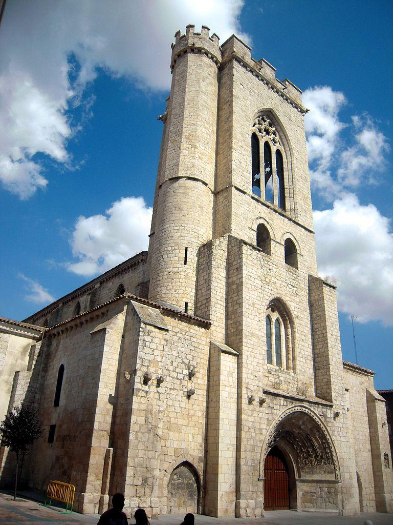 Iglesia de San Miguel de Palencia, por Dorieo