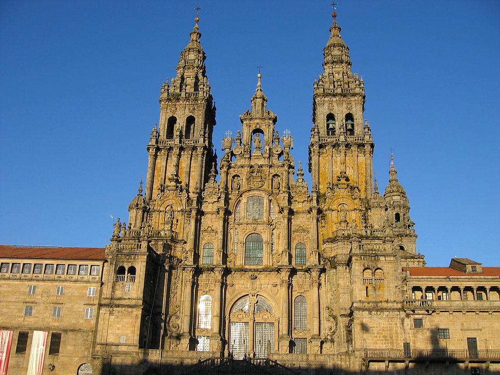 Catedral de Santiago de Compostela. Por Marion Schneider & Christoph Aistleitner