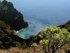 Tenerife. Bahía cerca de masca. Por Jens Steckert