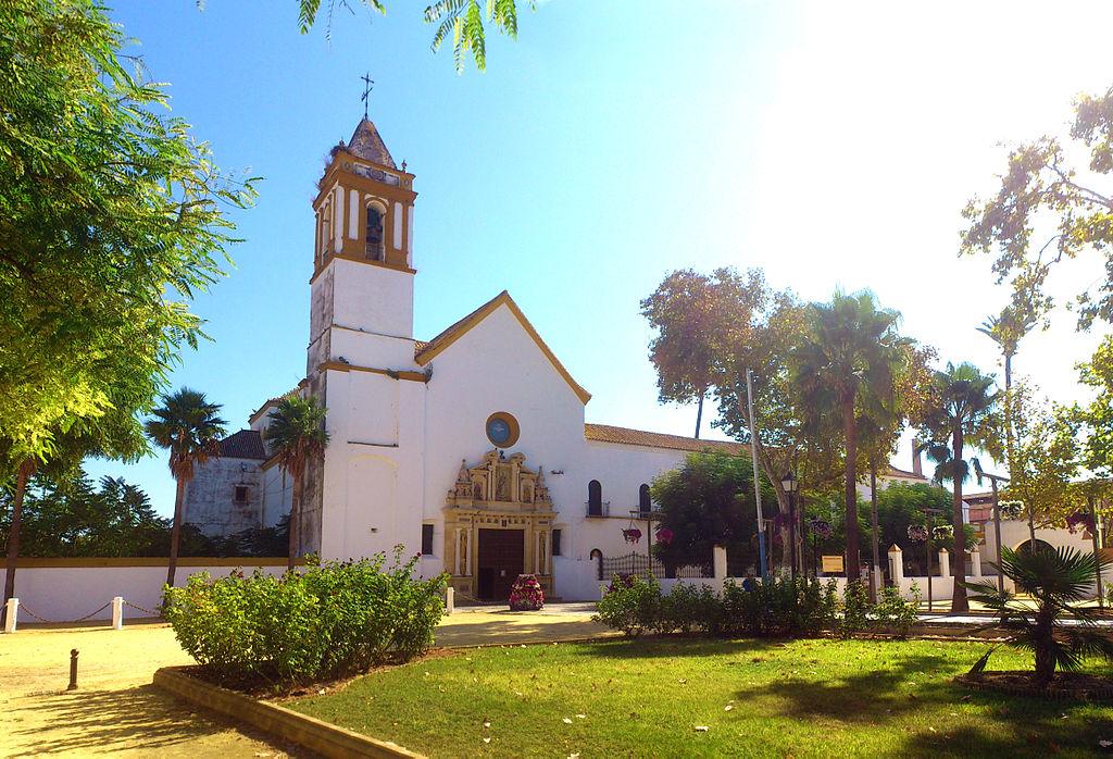 Santuario de Nuestra Señora de la Consolación. Utrera (Sevilla). Por Rafarodero.