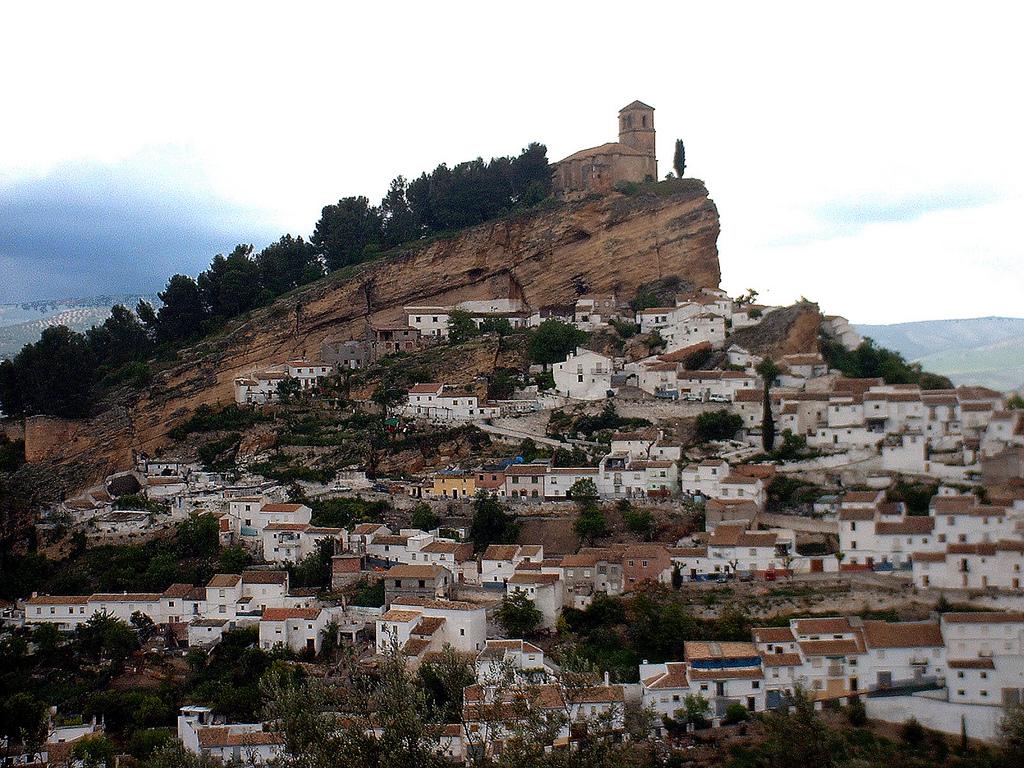 Montefrío (Granada). Por RaMaOrLi