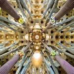 Sagrada Familia. Barcelona. Por SBA73 de Sabadell. Todo está conectado.