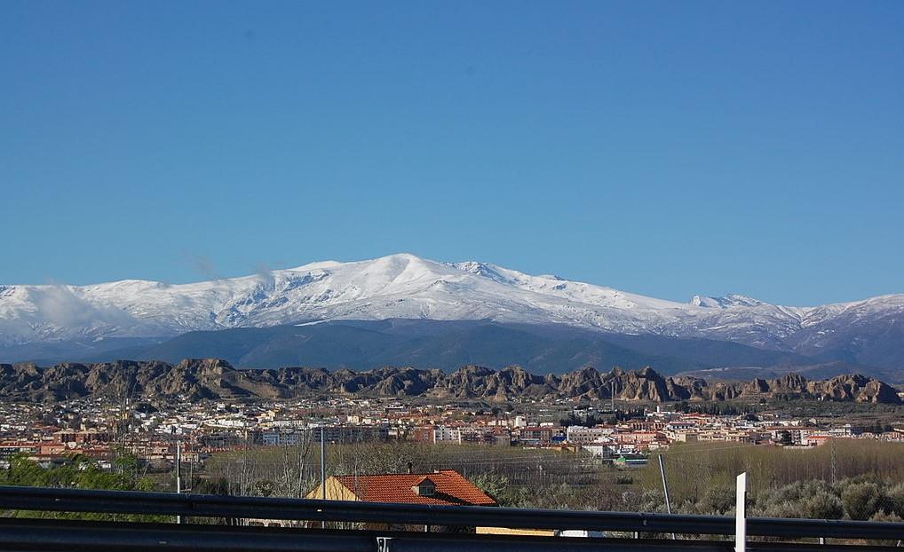 Baza y Sierra Nevada (Granada)