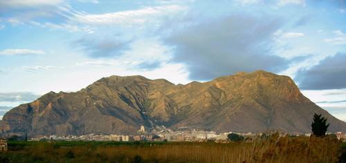 Sierra de Callosa. Callosa de Segura (Alicante).