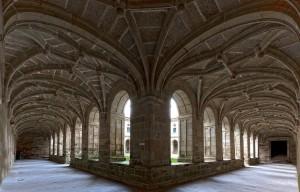 Monasterio de San Clodio de Leiro (Ourense). Por Antonio Costa.