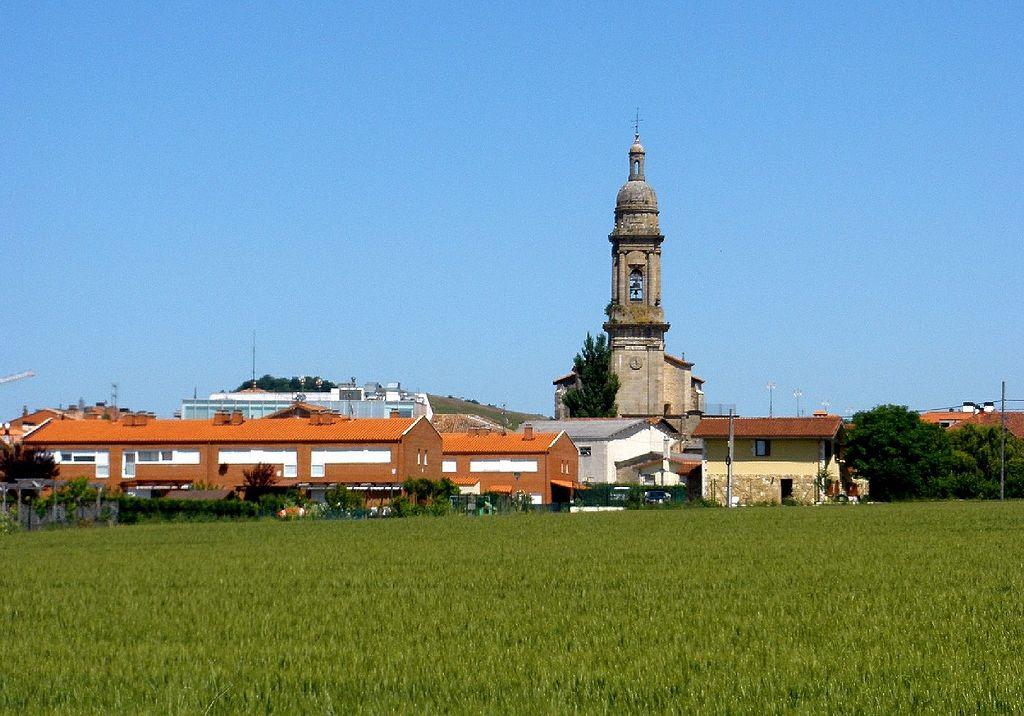 Alegría de Álava. Iglesia de San Blas. Por Zarateman