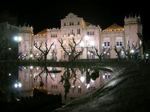 Casino de Huesca. Por Maria João