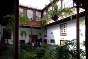 Casa de Montañés. La Laguna (Tenerife). Por Berthold Werner.