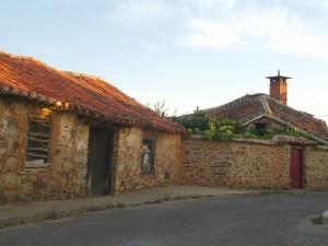 Casas tradicionales Comarca de la Maragatería. Valdespino de Somoza (León). Por Emgorio.