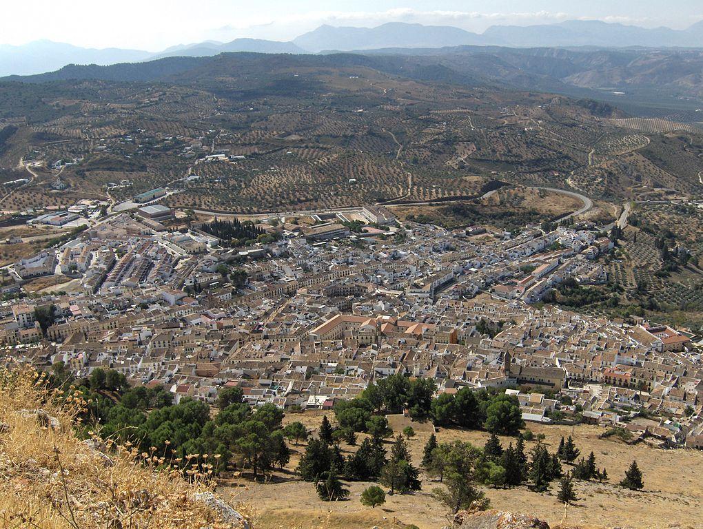 Casco antiguo de Archidona (Málaga)