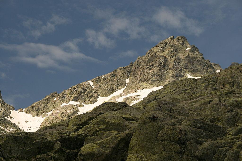 Pico Almanzor. Sierra de Gredos (Ávila). Por Nachosan