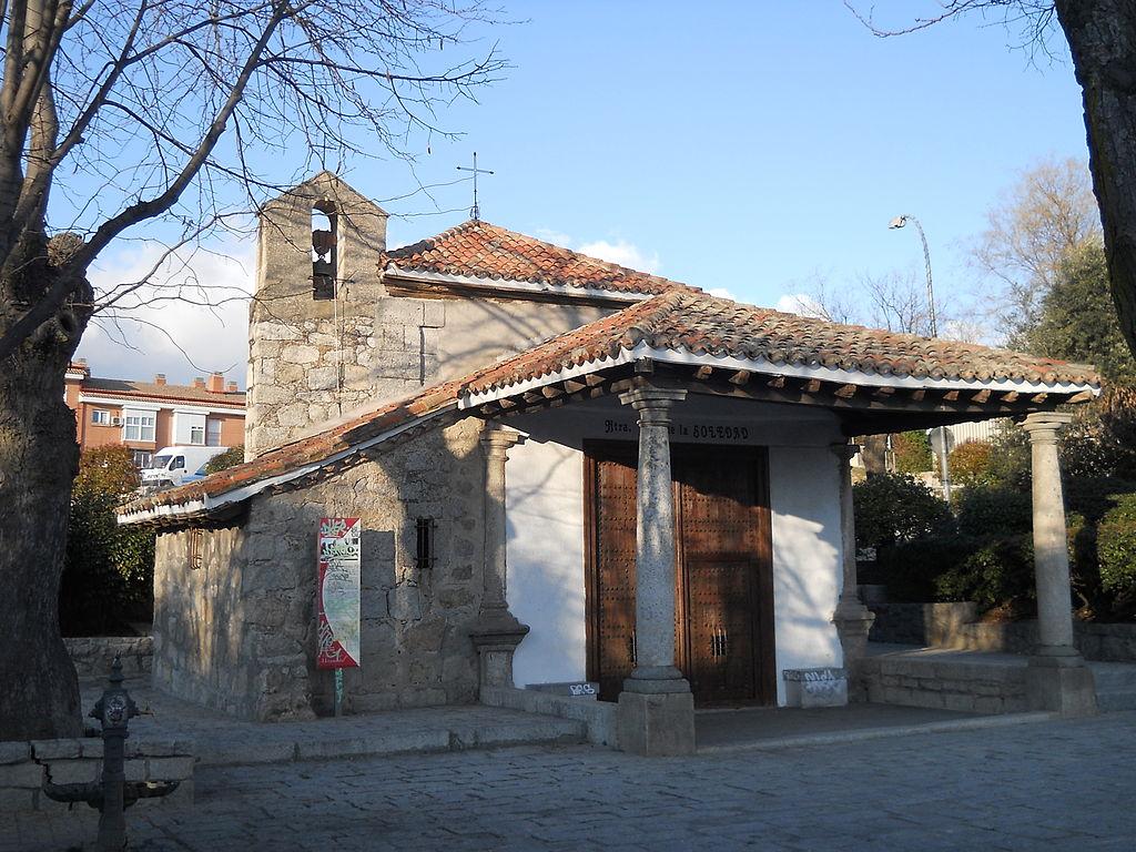 Colmenar viejo madrid ermita soledad notarios y for Oficina ota bilbao