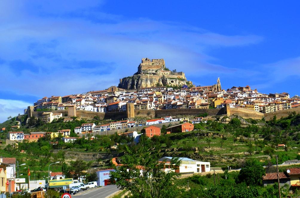 Morella (Castellón). Por Carmen Llop.