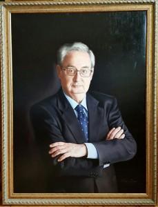 Francisco Sena Fernández, autor del Diccionario de Jurisprudencia Registral.
