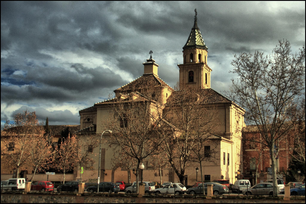 Iglesia de los Escolapios (Granada)