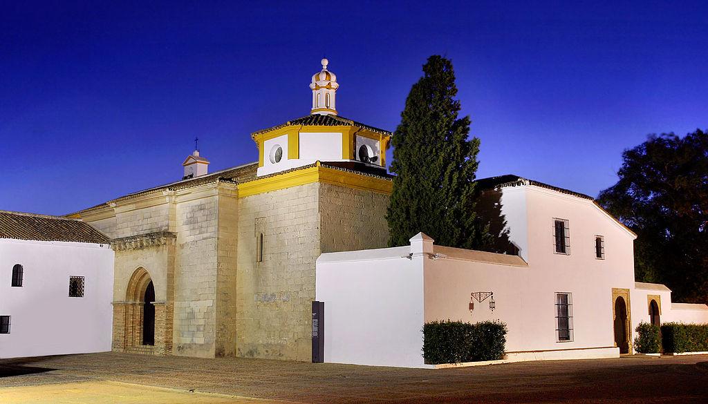 """Monasterio de La Rábida (Huelva). Por Miguel Ángel """"fotógrafo""""."""