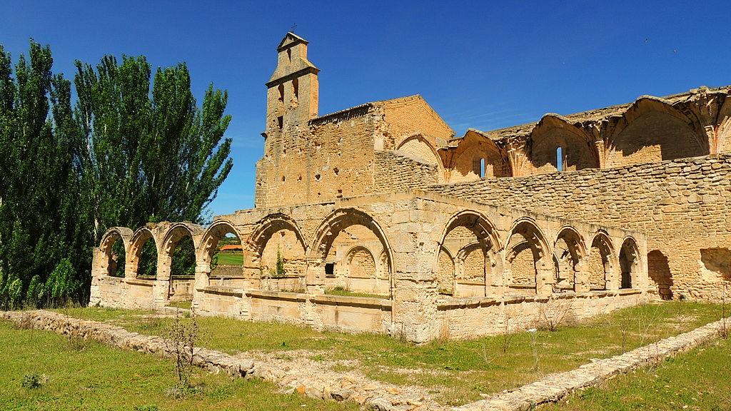 Convento de El Rosal en Priego (Cuenca)