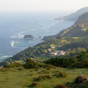 San Andrés de Teixido (Galicia). Por Mussklprozz