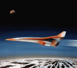 Avión suersónico
